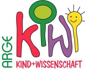 kiwi logo mit schrift